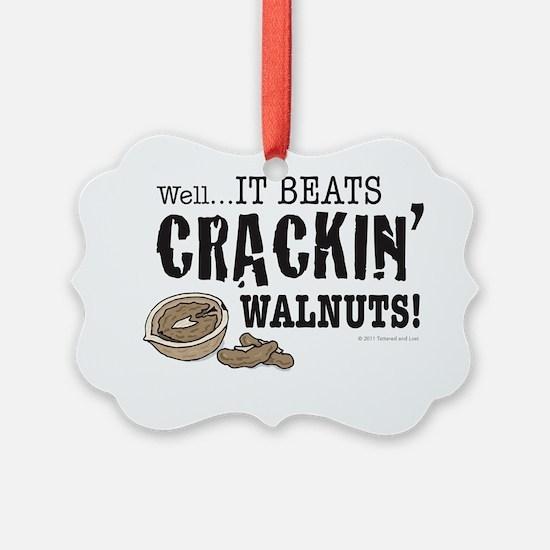 walnuts apparel Ornament