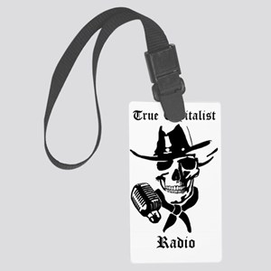 ghost51 Large Luggage Tag