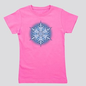 Snowflake Designs - 034 Girl's Tee