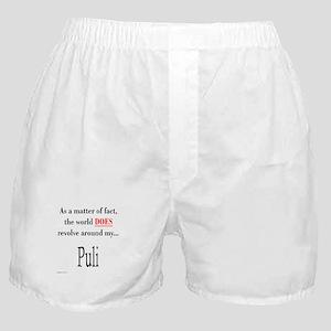 Puli World Boxer Shorts