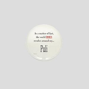 Puli World Mini Button
