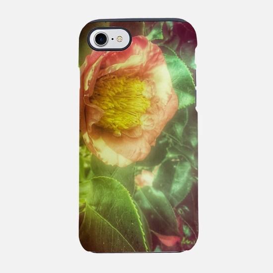 Single Flower 2 iPhone 7 Tough Case
