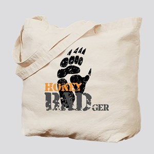 honey-badger-1 Tote Bag