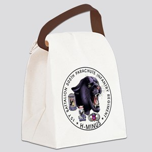 Panther v2_1st-505th Canvas Lunch Bag