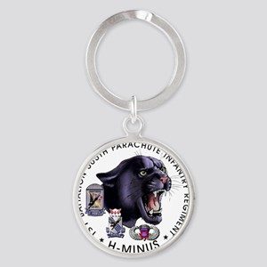 Panther v2_1st-505th Round Keychain