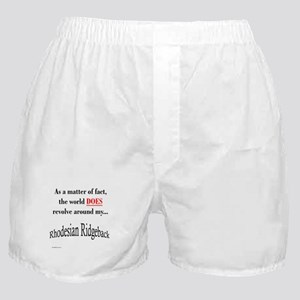 Ridgeback World Boxer Shorts