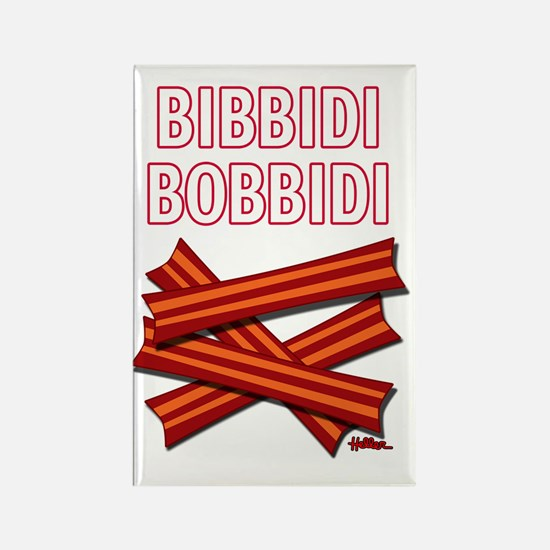 vcb-bb-bacon-w-2011 Rectangle Magnet