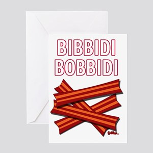 vcb-bb-bacon-w-2011 Greeting Card