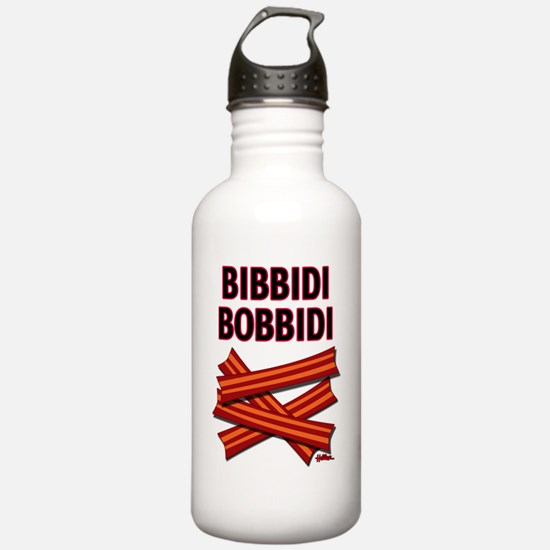 vcb-bb-bacon-K-2011 Water Bottle