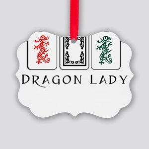 dragon lady Picture Ornament