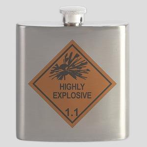 Explosive-1.1 Flask