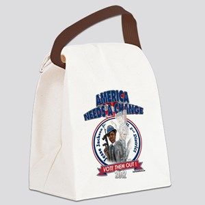 JesseJrT Canvas Lunch Bag