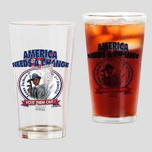 JesseJrT Drinking Glass