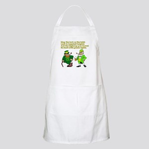 Luck of the Irish BBQ Apron