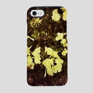 Vintage Jasmine iPhone 7 Tough Case