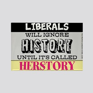 Liberals Will Ignore History Magnets