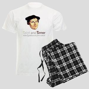 Saint and Sinner Men's Light Pajamas