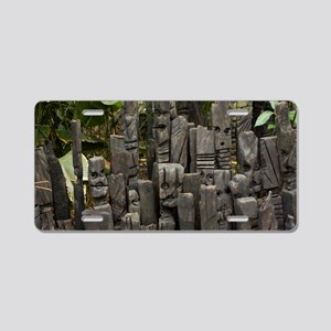 Totems Aluminum License Plate