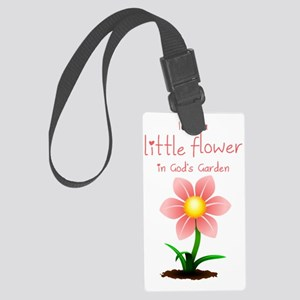 LittleFlower Large Luggage Tag