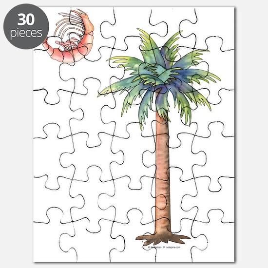 palm_shrimp_trans Puzzle