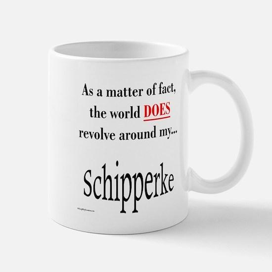 Schipperke World Mug