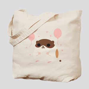 Happy Hamsters Perfect Morning Poop Tote Bag
