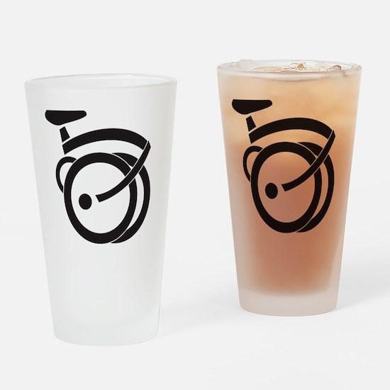 unfold_coaster1 Drinking Glass