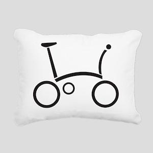 unfold_coaster5 Rectangular Canvas Pillow