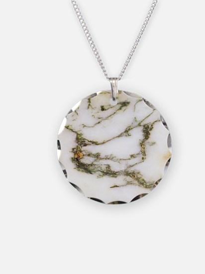 Tree-Agate-Oil-iPad Necklace