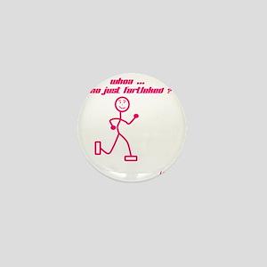 WhoaWhoJustFartleked_Pink Mini Button