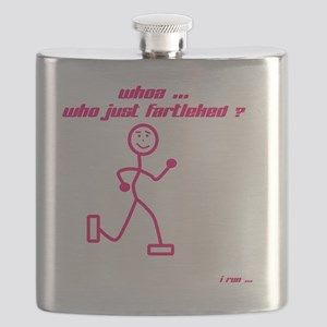 WhoaWhoJustFartleked_Pink Flask