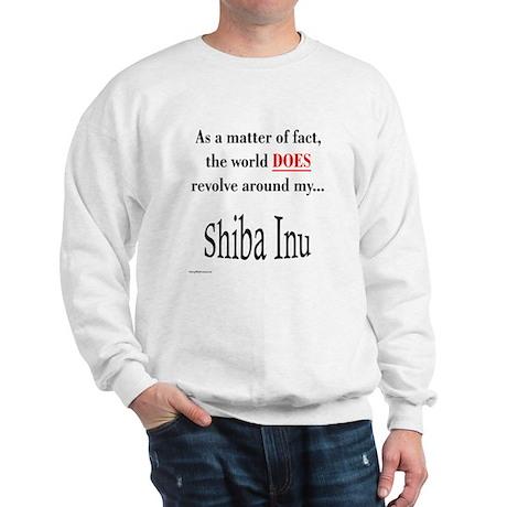 Shiba World Sweatshirt