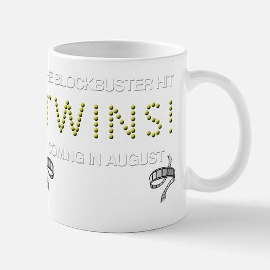 TWINS AUGUST Mug