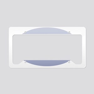 MehOval2 License Plate Holder
