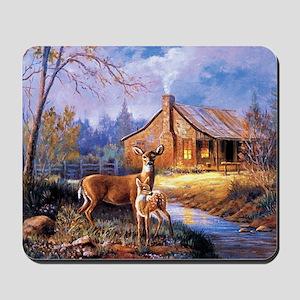 Oh-Deer Mousepad