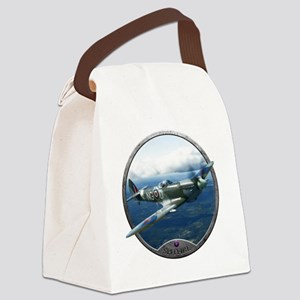 Spitfire Canvas Lunch Bag