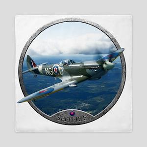 Spitfire Queen Duvet