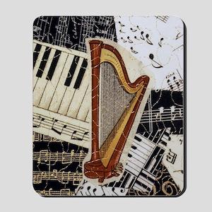 harp-5432 Mousepad