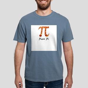 Pizza Pi Ash Grey T-Shirt