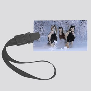 ic_12 Large Luggage Tag
