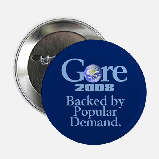 BACKED BY POPULAR DEMAND Button
