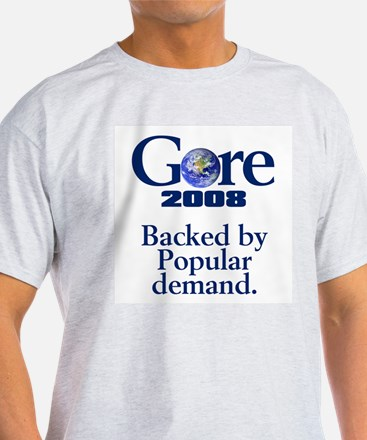 BACKED BY POPULAR DEMAND T-Shirt