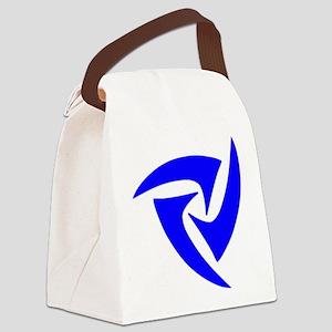 Bluefire Warriors Guild Canvas Lunch Bag
