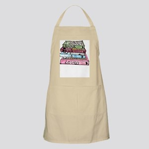 Rumpled, Dog-eared and Loved Apron