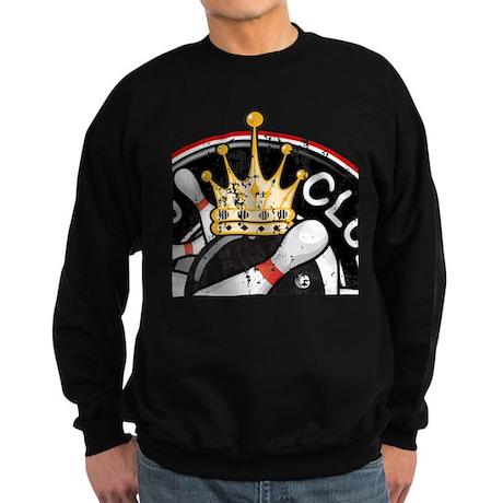 300Club_scratched2 Sweatshirt (dark)