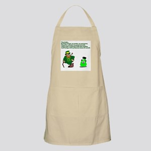 The Irish BBQ Apron
