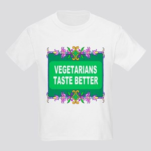 VEGETARIAN Kids T-Shirt