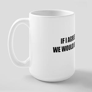 funny39 Large Mug