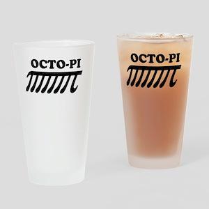 OCTO-PI Drinking Glass