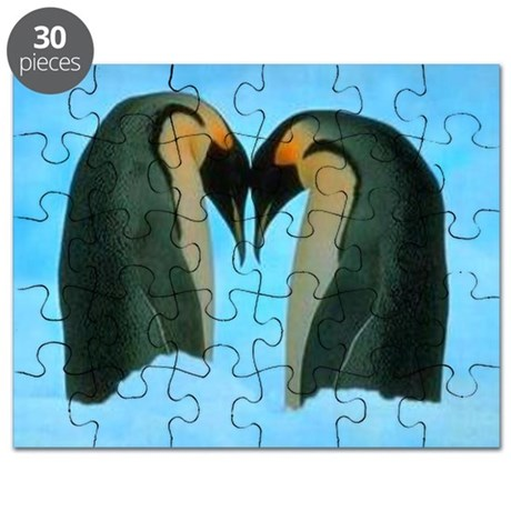 Penguin Love Puzzle